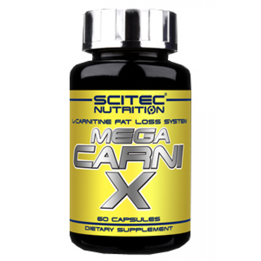 Mega Carni-X 60 капсул