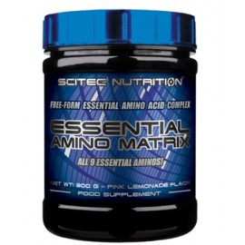 Essential Amino Matrix 300g pink - grapefruit