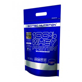 100% Whey Protein 1850 грамм - chocolate