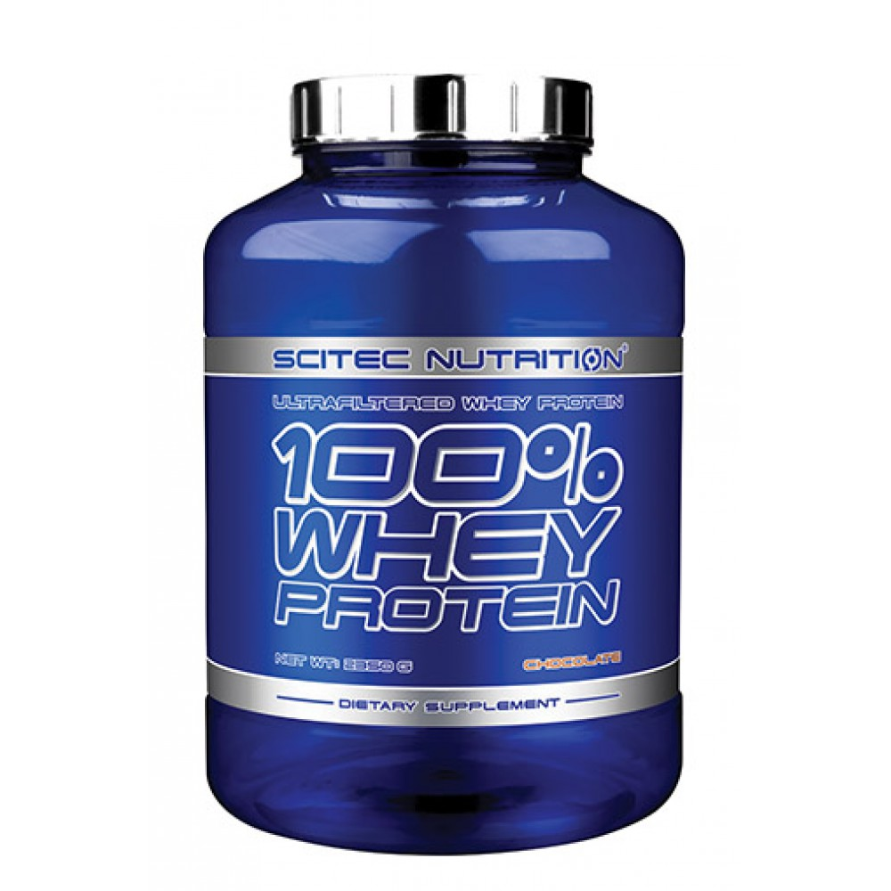 100% Whey Protein 2350 грамм - chocolate
