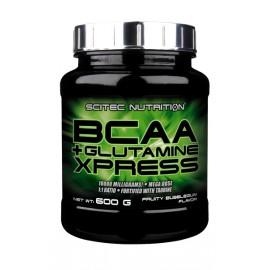ВСАА + глютамин XPRESS 600 грамм - lime