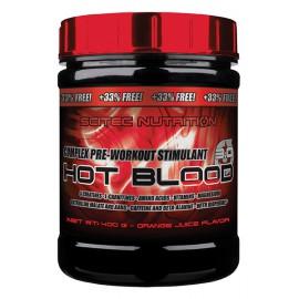 Hot Blood 400 грамм - orange juice flavor