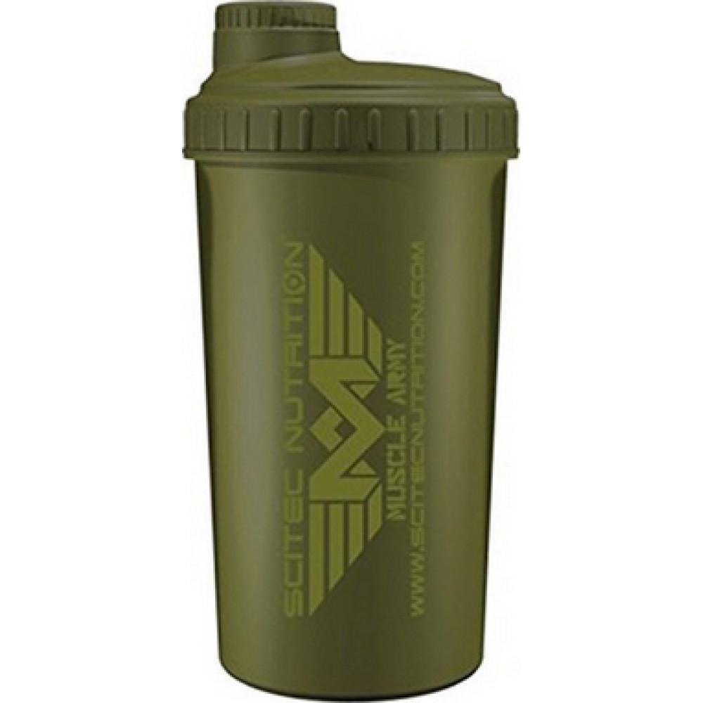 Muscle Army 700 мл - зеленый