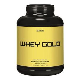 Whey Gold 2270 грамм - chocolate